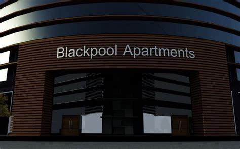 blackpool appartments interior designer