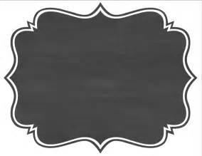 a pinch of katy tutorial mock chalkboard frame signs
