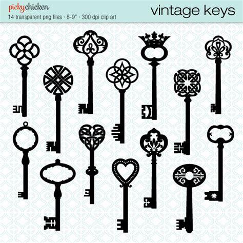 download key pattern vintage keys clip art 14 black skeleton key celtic