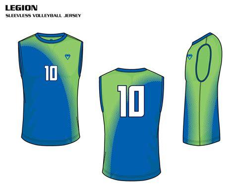 sle jersey design volleyball legion men s sublimated volleyball jersey custom jersey