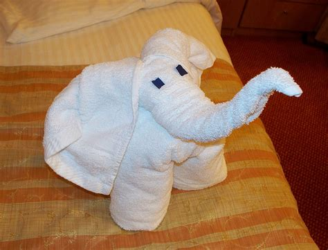 Animal Towel by Cruise Ship Towel Animals Take To The High Seas Kuriositas