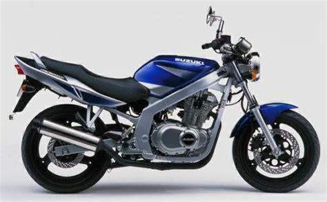 2001 Suzuki Gs500 Specs Suzuki Gs500e