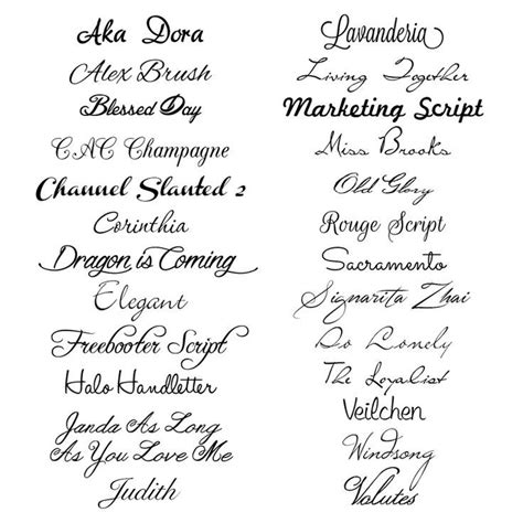 tattoo fonts download photoshop 25 free script fonts font fonts fonts