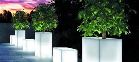 Pot De Jardin Lumineux
