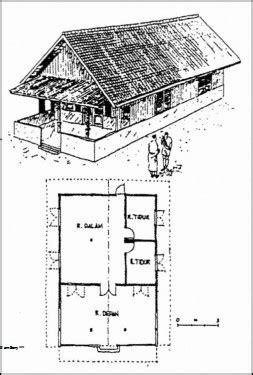 arsitektur tradisional rumah betawi arsitag