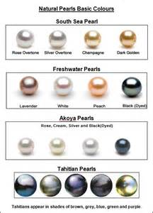 colors of pearls image gallery pearl colors