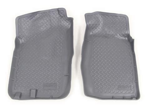 husky liners floor mats for nissan frontier 2000 hl36212