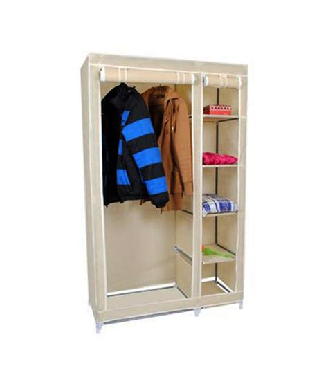 Cloth Cupboard Price Kawachi Foldable Cupboard Wardrobe Best Deals With Price