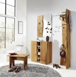 garderobe massiv massivholz garderobe eiche massiv ge 246 lt naturas g 252 nstige