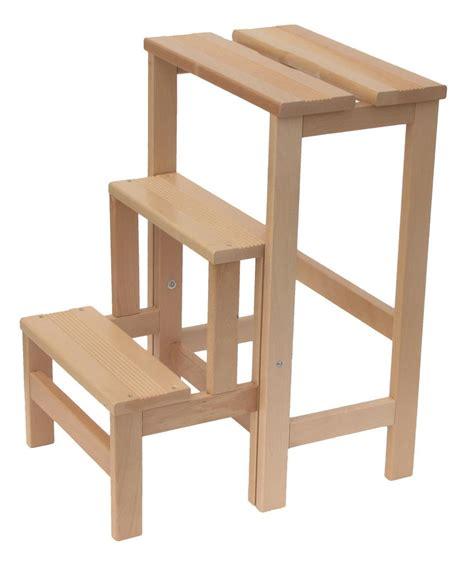 scala sgabello scala sgabello in legno happy lines fratelli fabbro