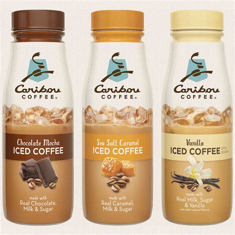 caribou coffee launches line of rtd iced coffees bevnet