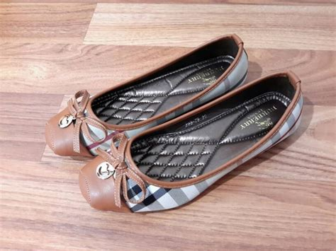 Salesepatu Wanita Flat Shoes Pita Sdb45 jual sepatu flat burberry pita import type 299 79 532 artatishineshop