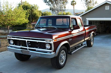 Ford F250 King Ranch by 1975 Ford F250 Quot King Ranch Quot Ford