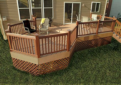 House Plans With Front Porch One Story your ultimate guide to the 5 materials that make a modern deck
