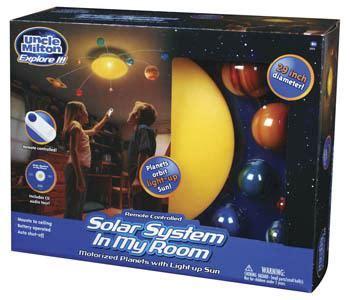 milton solar system in my room solar system in my room uml2055 milton astronomy kits