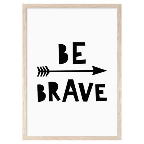 design nursery be brave mini learners