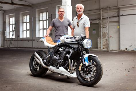 Motorrad Vater De Gsf 1250 Tuning by Suzuki Fatmile Custombike Auf Bandit Basis Modellnews