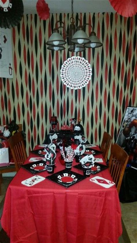 harley quinn themed birthday party harley quinn birthday decorations harleyquinn
