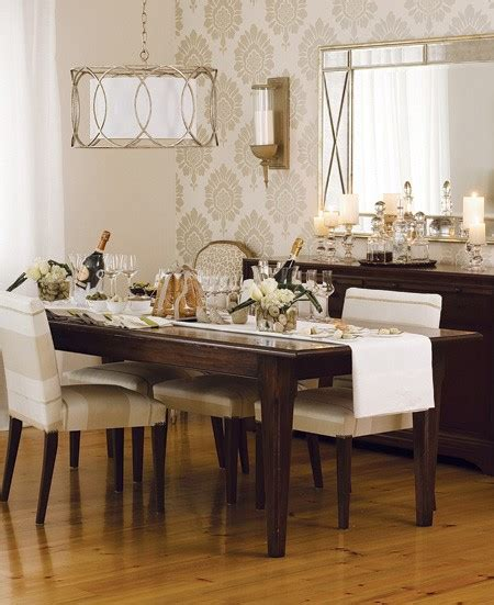 pretty dining rooms pretty paper dining room free house interior design ideas