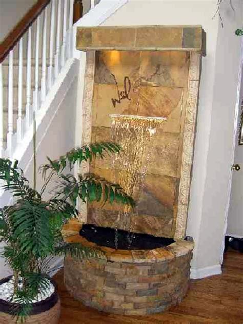 relaxing indoor fountain ideas bored art