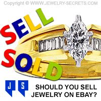 how to sell jewelry on ebay jewelry secrets