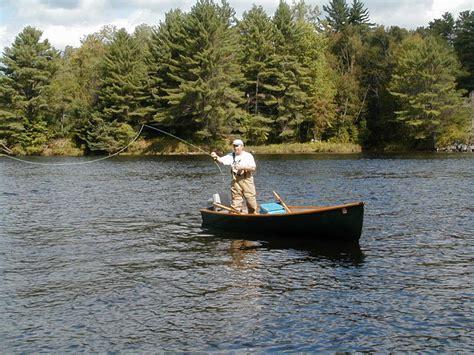 lake boats fly fish new england fishing reports