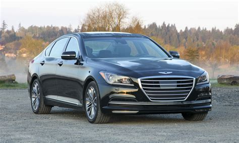 Review Hyundai Genesis by 2015 Hyundai Genesis Review 187 Autonxt
