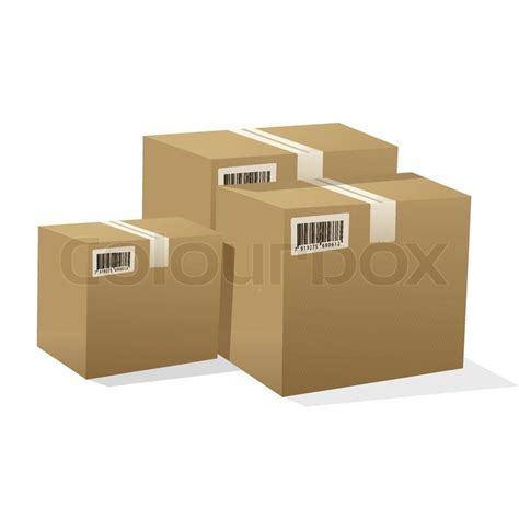 Pile Of Boxes Clipart