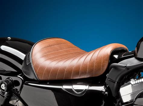 sportster 48 le pera seat le pera harley davidson forty eight seventy two