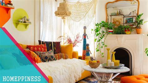 bohemian decorating ideas youtube must look 40 stylish bohemian living room decorating