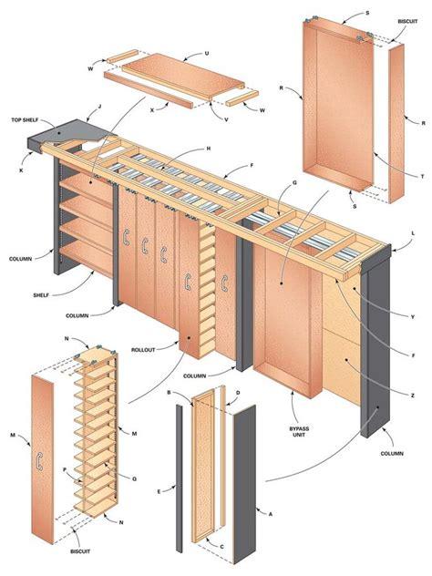 garage storage space saving sliding shelves
