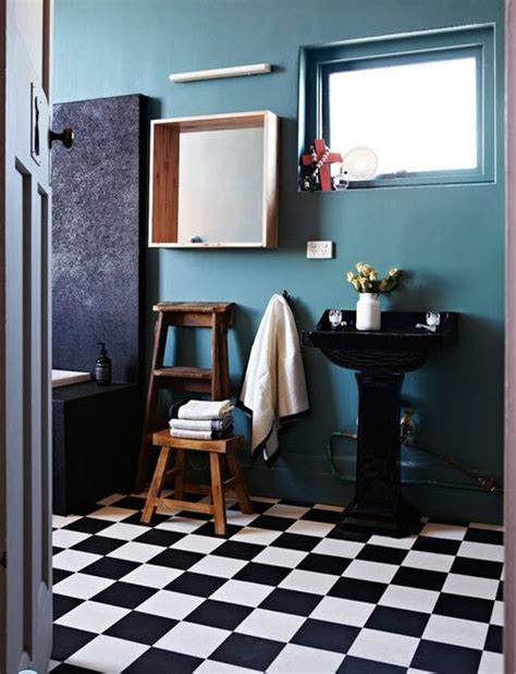 97 stylish truly masculine bathroom d 233 cor ideas digsdigs black and white checkered floor bathroom to da loos