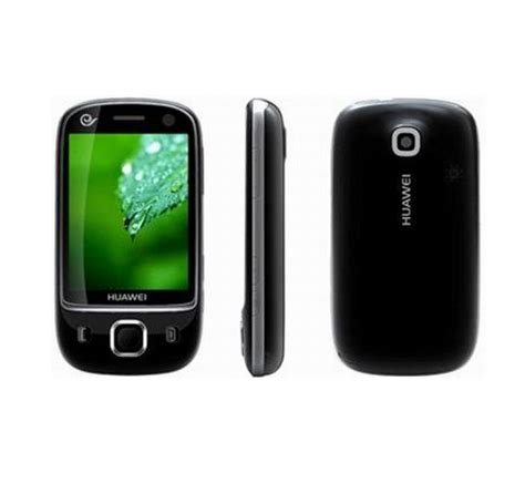 huawei unveils android and winmo handsets softpedia
