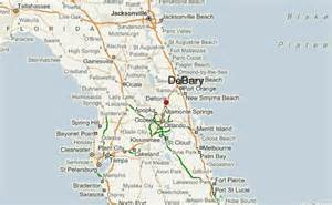 map of debary florida gu 237 a urbano de debary