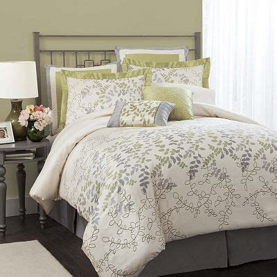 Kohls Bedding Sets Sale Lush Decor Joslyn 8 Pc Comforter Set On Sale For 155 99 179 99 Original 259 99 299 99 At Kohls