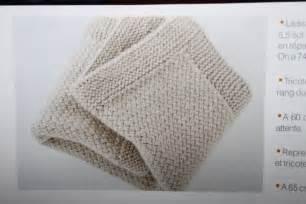 modele tricot gratuit couverture bebe