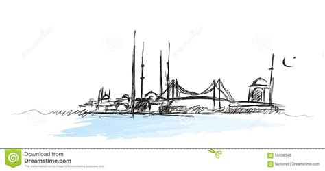 Istanbul Stock Vector   Image: 56938346