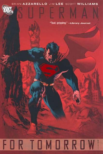 Superman For Tomorrow Tp Azzarello Dc Comic Komik Book Us Superman For Tomorrow Volume Comic Vine
