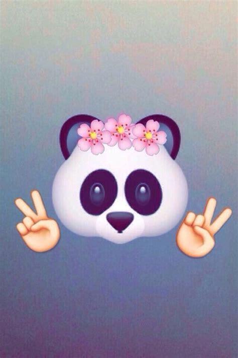 emoji panda pin by vannessa rufran on fondo pinterest panda