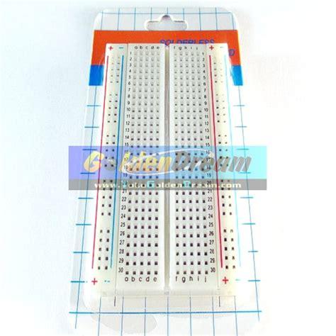 Bor Papan Pcb jual breadboard mini 8 5x5 5cm solderless pcb circuit