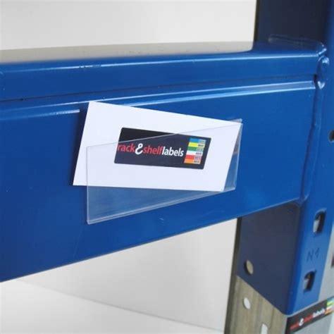 Plastic Shelf Label Holders by Plastic Magnetic Label Holders 39mm X 100mm Rack Shelf