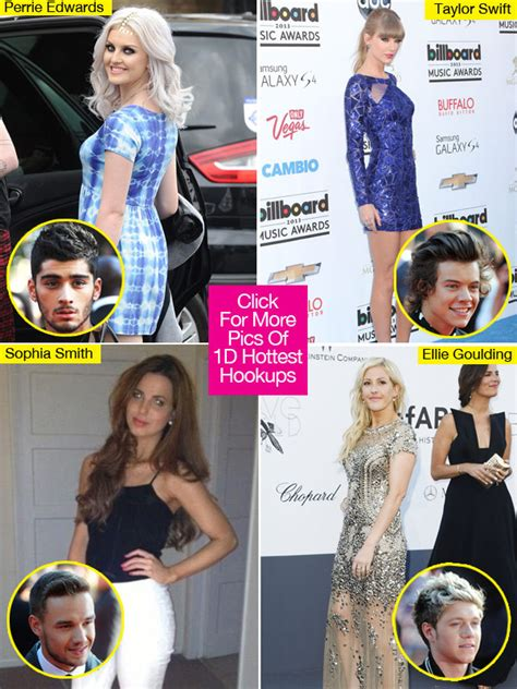 One direction s girlfriends the sexy ladies behind the boy band