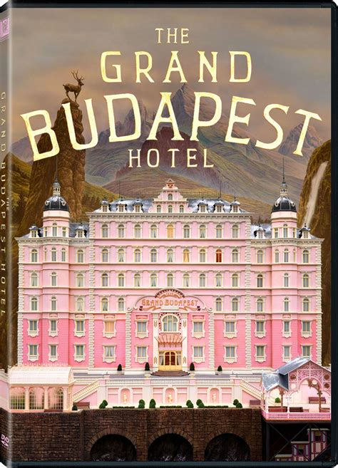 the grand budapest hotel dvd amazon co uk ralph the grand budapest hotel dvd release date june 17 2014