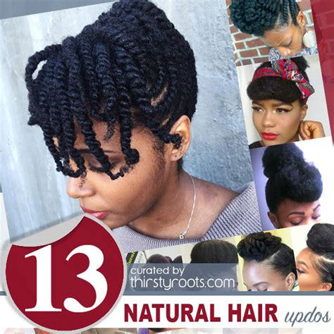 Easy Black Hairstyles To Do At Home by 13 Hair Updo Hairstyles You Can Create