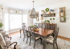 farmhouse dining room makeover reveal before and after dining room table farmhouse style usedfurniture