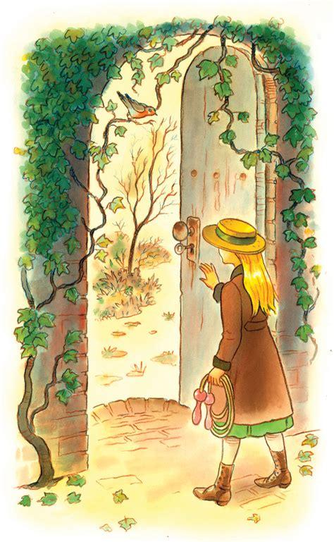 the secret garden picture book the secret garden