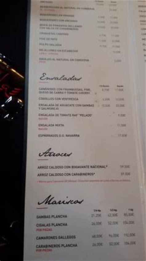 restaurante sala guadarrama img 20160201 wa0001 large jpg photo de sala guadarrama