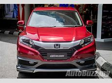 Honda HR-V Mugen introduced in Malaysia, 1,020 units only ... Red Honda Emblem