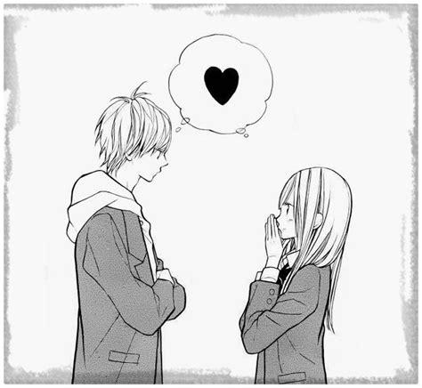 imagenes para dibujar anime imagenes de anime romantico para dibujar archivos