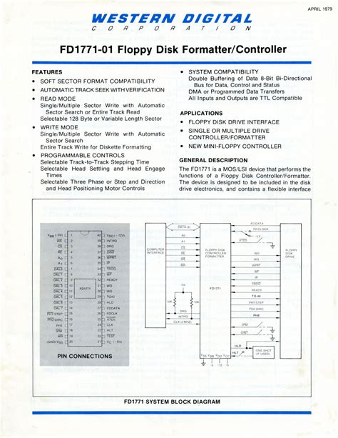 integrated circuit and data sheet datasheet